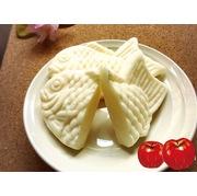 白たい焼き ふじリンゴ 1個